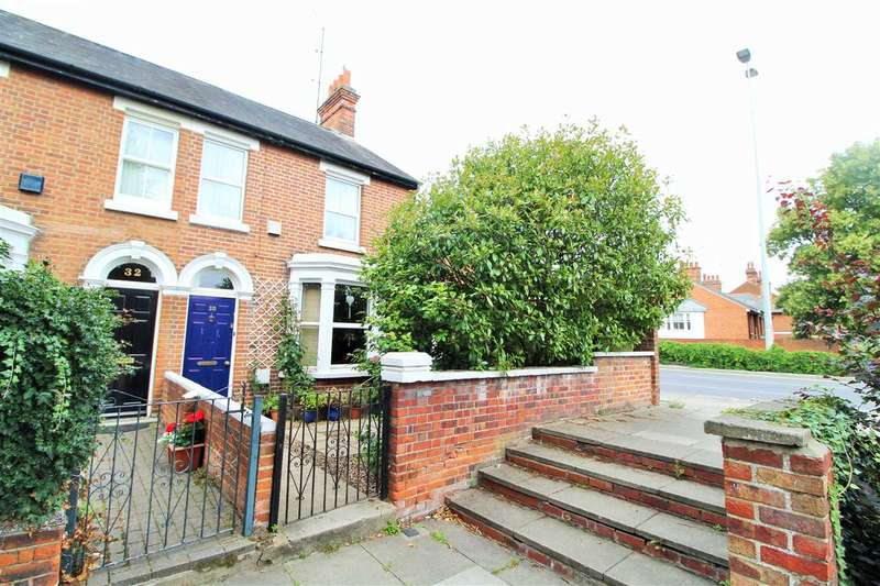 3 Bedrooms Semi Detached House for sale in St. Johns Green, Colchester