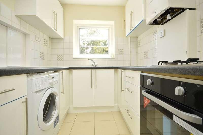 2 Bedrooms Flat for sale in Felbridge Close, Sutton, SM2