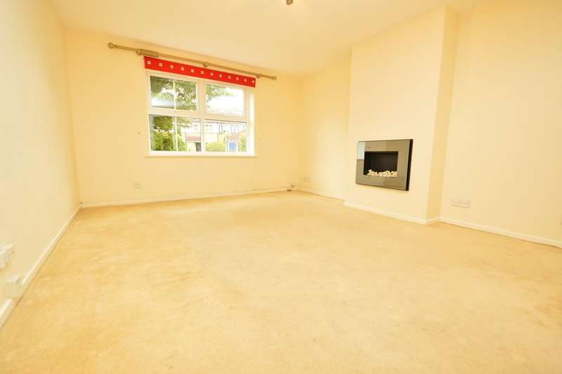 2 Bedrooms Flat for sale in Hatfield Close, Sutton, SM2