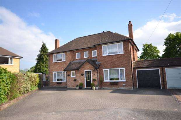 4 Bedrooms Link Detached House for sale in Bannard Road, Maidenhead, Berkshire