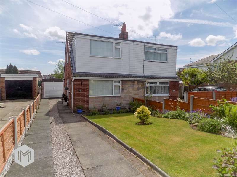 2 Bedrooms Semi Detached House for sale in Smithills Close, Chorley, Lancashire, PR6