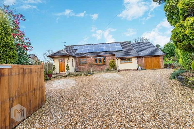 5 Bedrooms Detached House for sale in Arnold Road, Egerton, Bolton, BL7