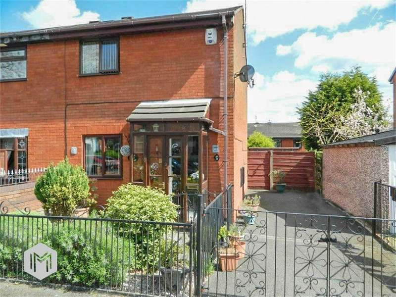 2 Bedrooms Semi Detached House for sale in Pine Street South, Bury, Lancashire, BL9
