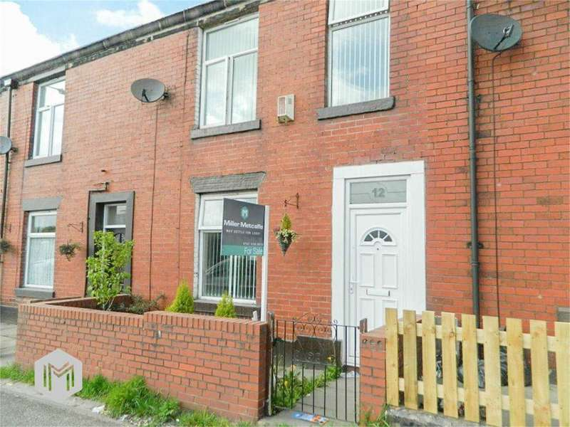 3 Bedrooms Terraced House for sale in Birch Street, Bury, BL9