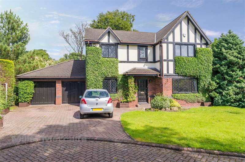 4 Bedrooms Detached House for sale in Braewood Close, Bury, BL9