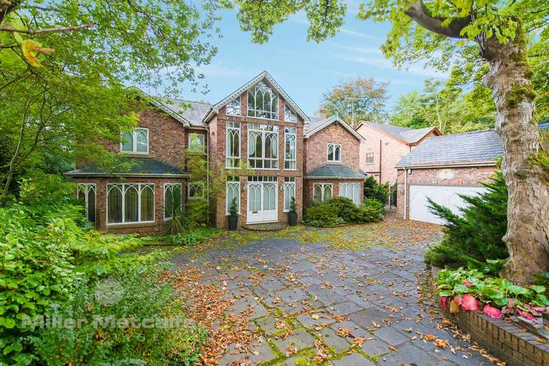 4 Bedrooms Detached House for sale in Chatsworth Road, Worsley, Manchester, M28