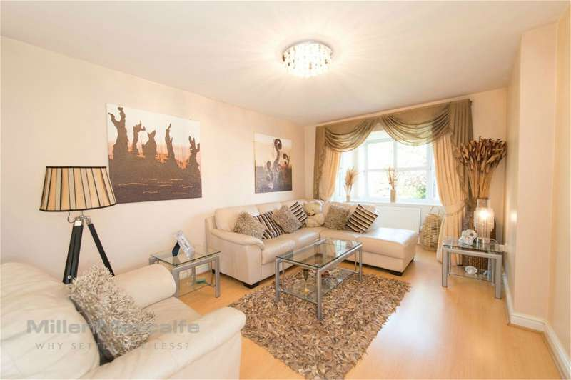 4 Bedrooms Detached House for sale in Angelbank, Horwich, Bolton, BL6