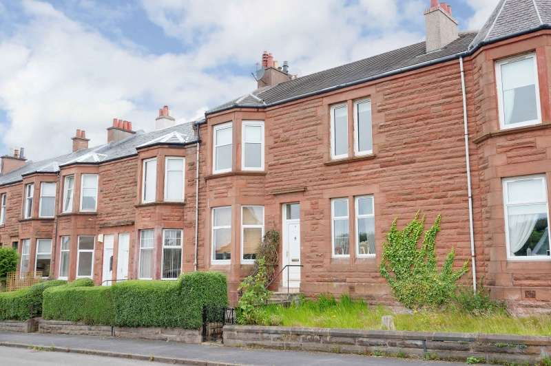 1 Bedroom Flat for sale in George Street, Airdrie, Lanarkshire, ML6 0DJ