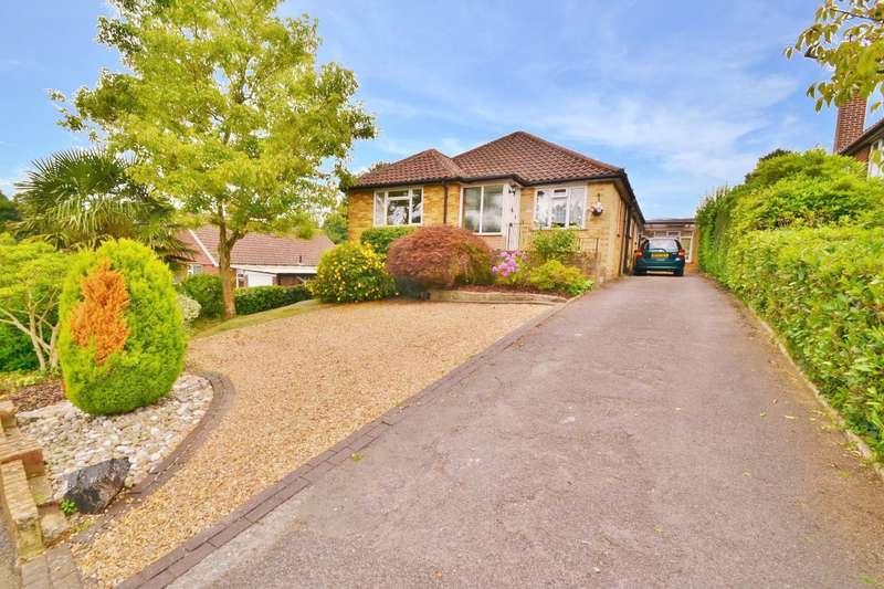 3 Bedrooms Detached Bungalow for sale in Bassett Green