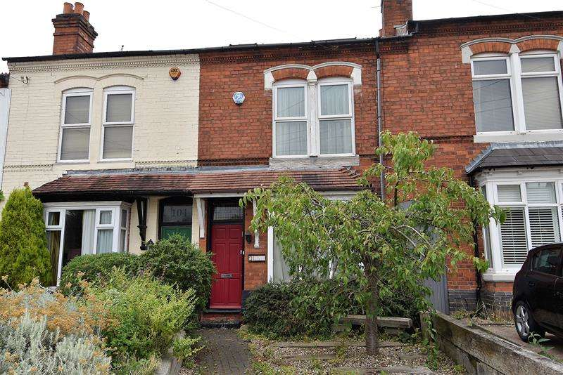 4 Bedrooms Terraced House for sale in Station Road, Kings Norton, Birmingham