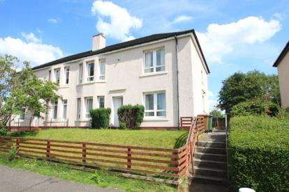2 Bedrooms Flat for sale in Foxbar Drive, Knightswood, Glasgow
