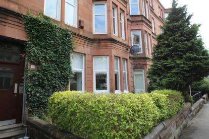 2 Bedrooms Flat for sale in Skirving Street, Shawlands
