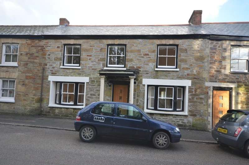 2 Bedrooms Terraced House for sale in High Street, Chacewater