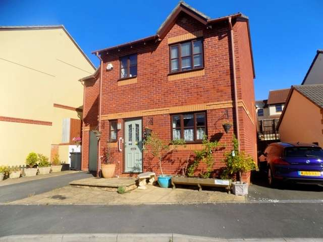 4 Bedrooms Detached House for sale in Tallow Wood Close, Paignton