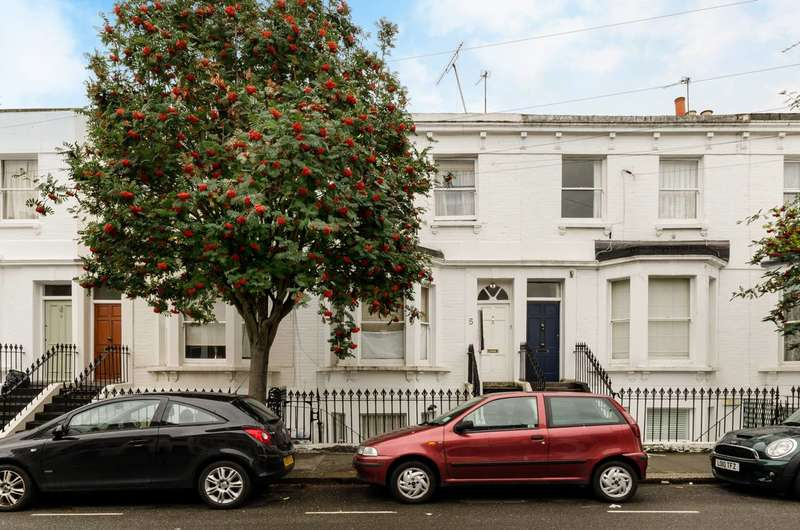 4 Bedrooms Terraced House for sale in Eustace Road, Fulham, SW6