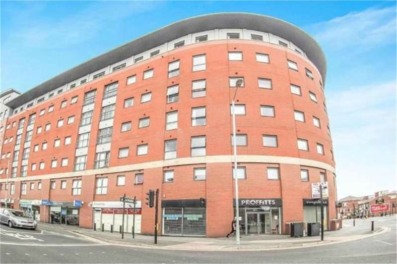1 Bedroom Apartment Flat for sale in Marsden Road, BOLTON, BL1