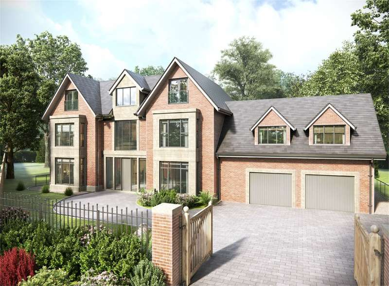 6 Bedrooms Detached House for sale in 3 Burnthwaite Hall, Old Hall Lane, Lostock, Bolton, BL6