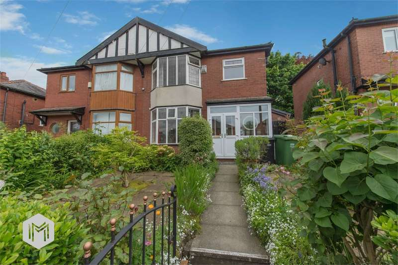 3 Bedrooms Semi Detached House for sale in St Ethelberts Avenue, Bolton, BL3