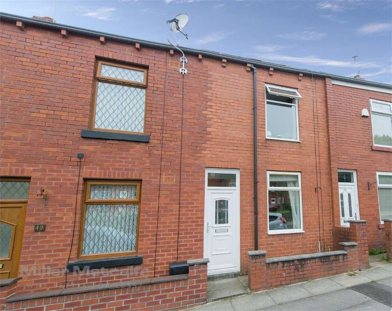 2 Bedrooms Terraced House for sale in Rushey Fold Lane, Bolton, BL1