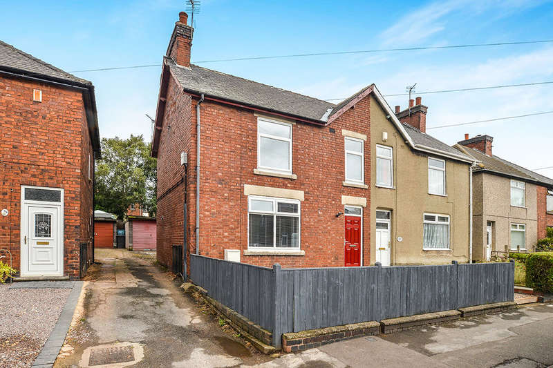 3 Bedrooms Semi Detached House for sale in Mary Street, Kirkby-In-Ashfield, Nottingham, NG17
