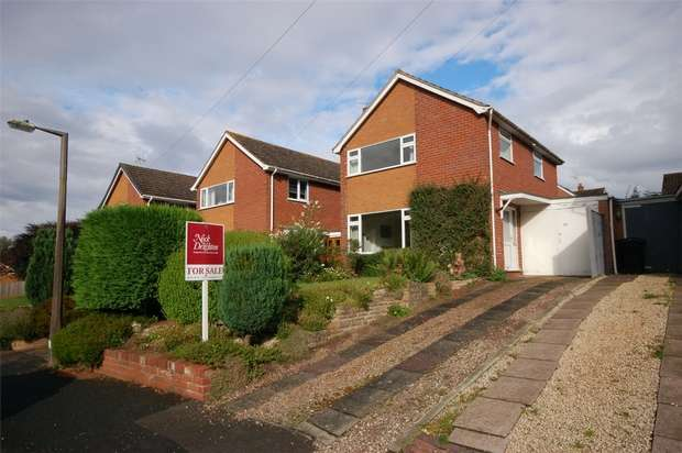 3 Bedrooms Detached House for sale in Oldbury Wells, BRIDGNORTH, Shropshire