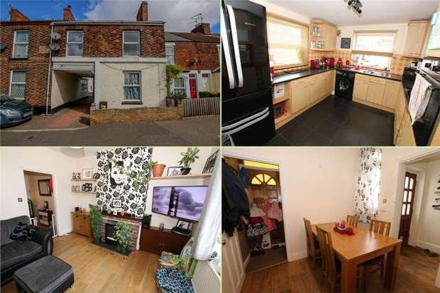 4 Bedrooms Terraced House for sale in 19 Lynn Road, Gaywood