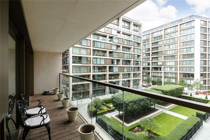 3 Bedrooms Flat for sale in Kensington High Street, London, W14
