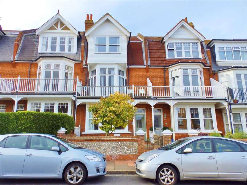 4 Bedrooms Terraced House for sale in Vicarage Road, Eastbourne