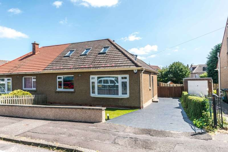 3 Bedrooms Semi Detached Bungalow for sale in Leadervale Terrace, Edinburgh, EH16 6NX
