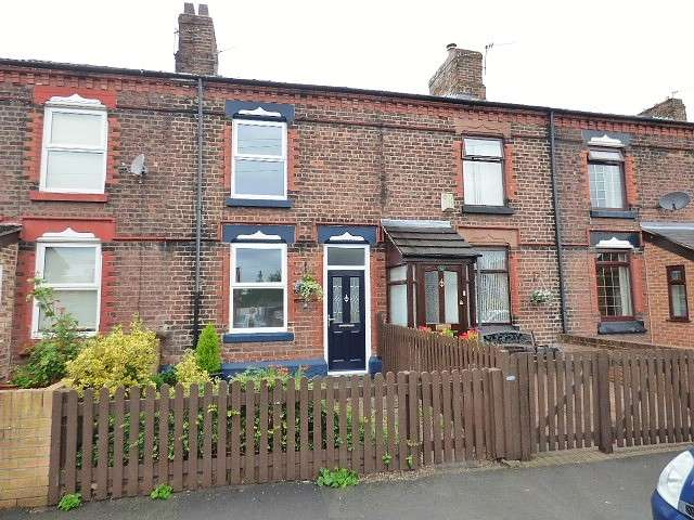 3 Bedrooms House for sale in Jackson Street, Burtonwood, Warrington