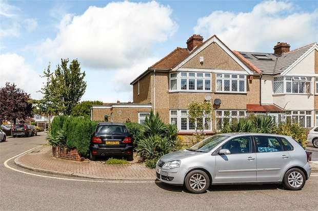 4 Bedrooms End Of Terrace House for sale in Walwyn Avenue, Bromley, Kent