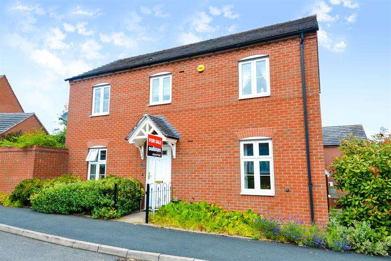 3 Bedrooms Detached House for sale in Redhill Gardens, West Heath, Birmingham