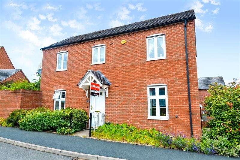 3 Bedrooms Detached House for sale in Redhill Gardens, West Heath, Birmingham