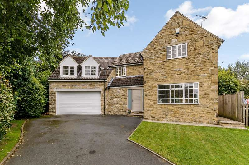 4 Bedrooms Detached House for sale in Lea Croft, Clifford, Wetherby, LS23 6EY