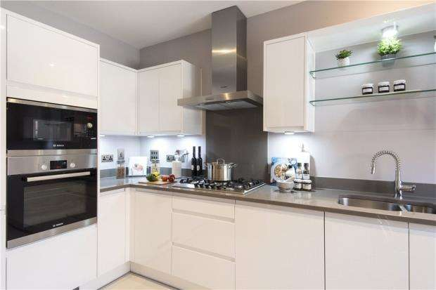 3 Bedrooms Link Detached House for sale in Mohawk Way, Woodley, Berkshire