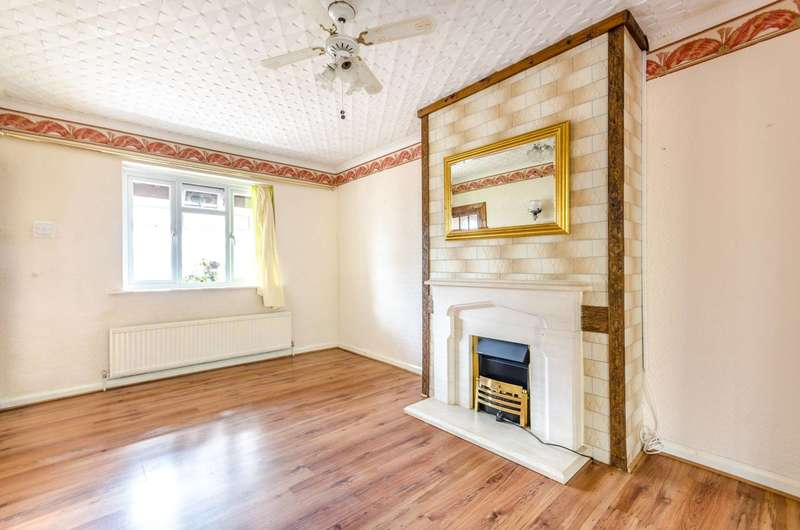 3 Bedrooms House for sale in Effingham Road, Croydon, CR0
