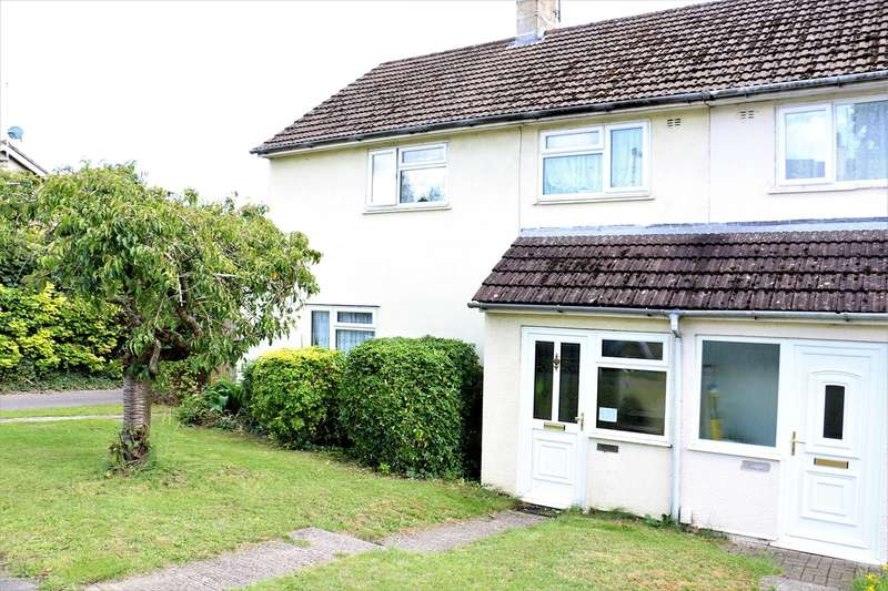 3 Bedrooms Semi Detached House for sale in Stratfield Road, Basingstoke, RG21