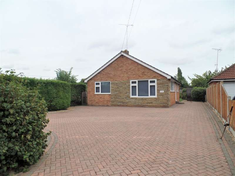 2 Bedrooms Detached Bungalow for sale in Little Clacton