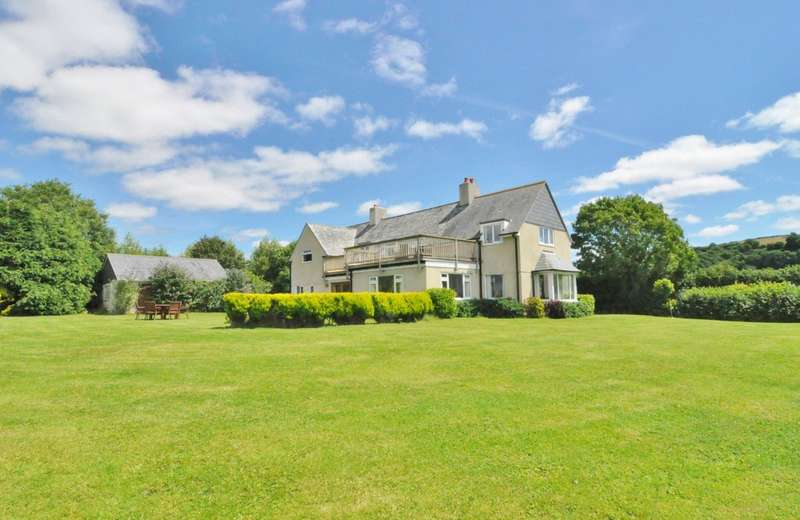 5 Bedrooms Detached House for sale in Fancy Cross, Modbury, South Hams