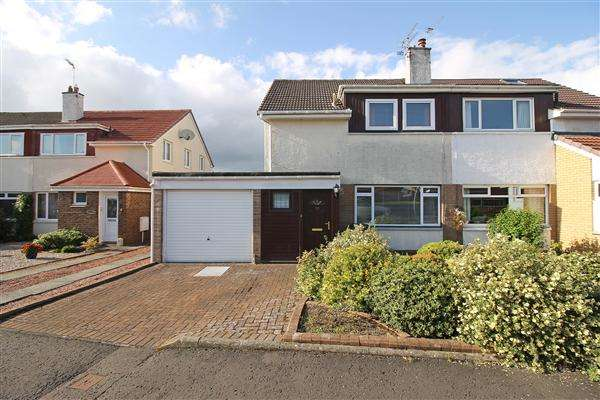3 Bedrooms Semi-detached Villa House for sale in Churchill Drive, Bridge of Allan