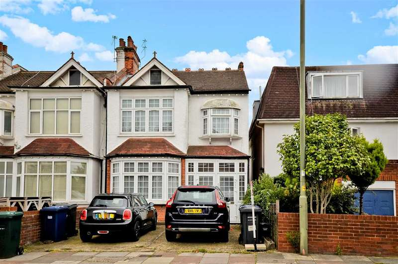2 Bedrooms Apartment Flat for sale in Granville Road, London