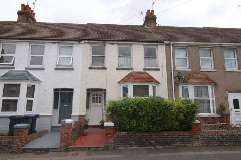 3 Bedrooms Terraced House for sale in Hastings Avenue