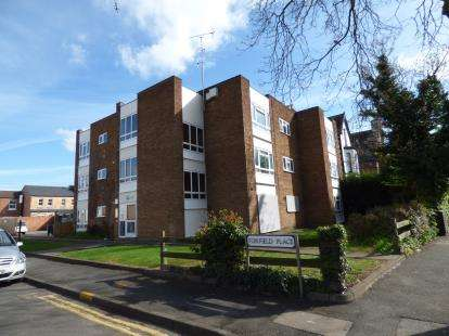 1 Bedroom Flat for sale in Ashlawn House, 13 Forfield Place, Leamington Spa