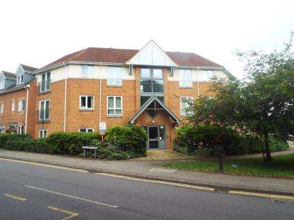 2 Bedrooms Flat for sale in Enid Court, 2 Thackeray Road, Coventry, West Midlands