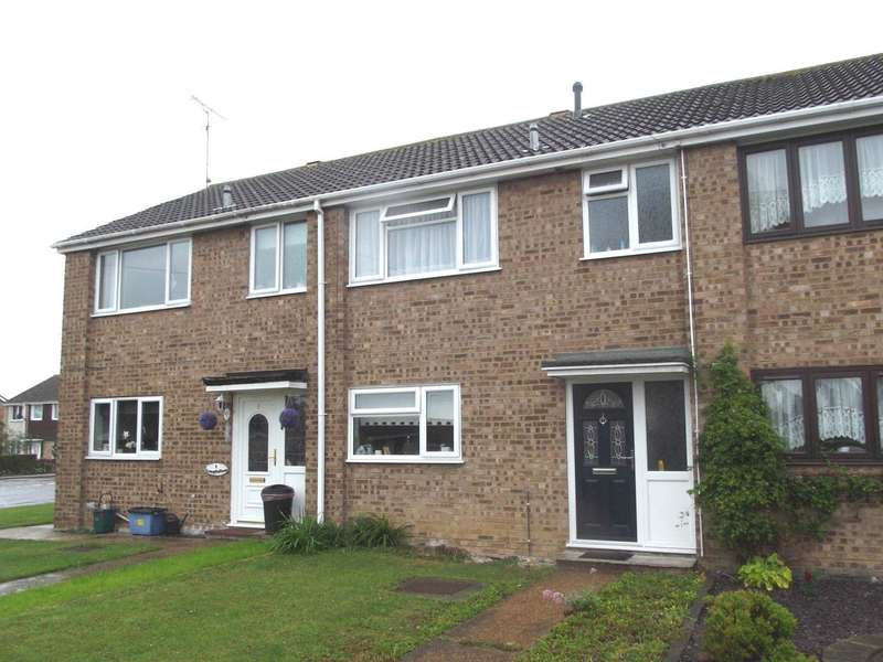 3 Bedrooms Terraced House for sale in Longfellow Road, Maldon