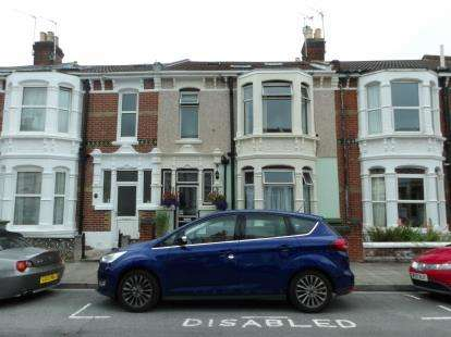 3 Bedrooms Terraced House for sale in Southsea, Hampshire, England