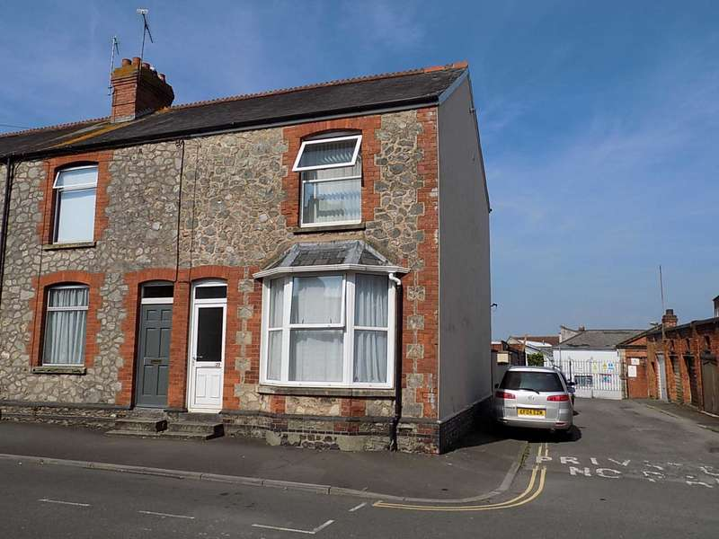 3 Bedrooms End Of Terrace House for sale in Boden Street, Chard