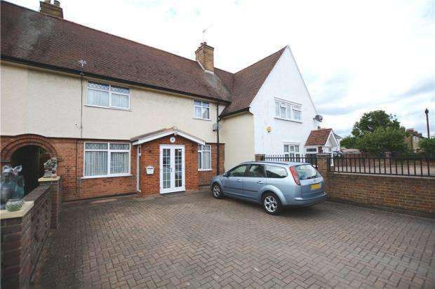 3 Bedrooms Terraced House for sale in Seventh Avenue, Hayes