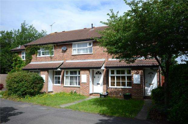 2 Bedrooms Terraced House for sale in Kesteven Way, Wokingham, Berkshire