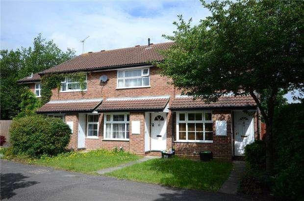 2 Bedrooms Terraced House for sale in Kesteven Way, Wokingham, Berkshire